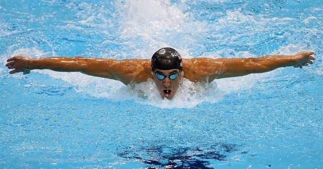 Deporte Pregunta Trivia: ¿En qué estilo de natación se usa la patada de delfín?