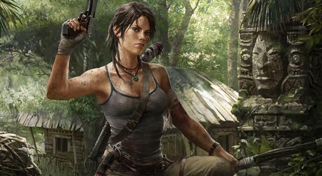 Sociedad Pregunta Trivia: ¿Cómo se llama la protagonista del videojuego Tomb Raider?