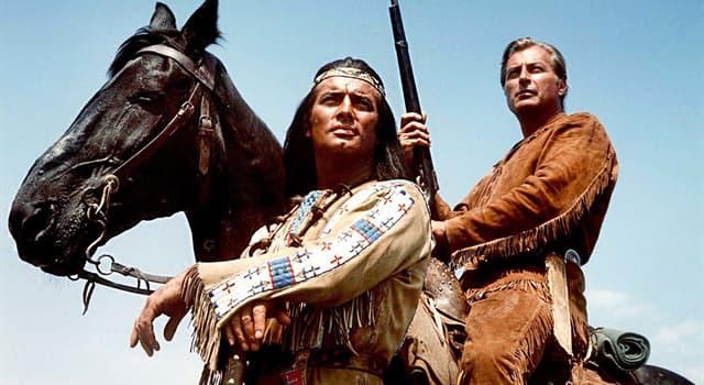 Cultura Pregunta Trivia: ¿Cuál es el nombre del jefe apache personaje principal de muchas novelas de Karl May?