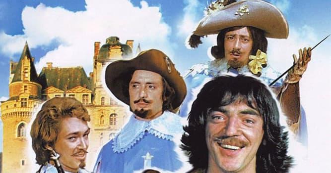 Cultura Pregunta Trivia: ¿Cuál es el lema de los tres mosqueteros en la famosa novela de Alejandro Dumas?