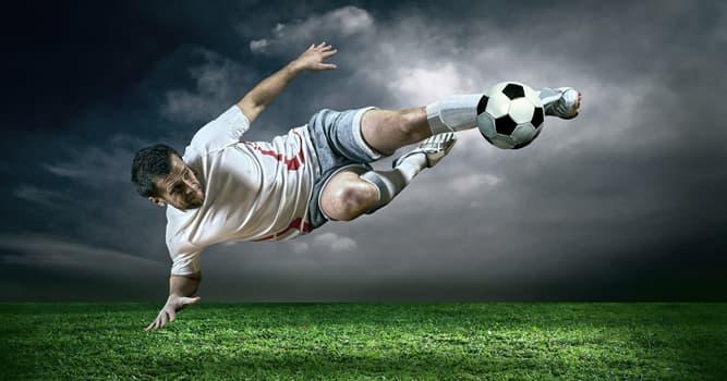 Deporte Pregunta Trivia: ¿Dónde se inventó el fútbol moderno?