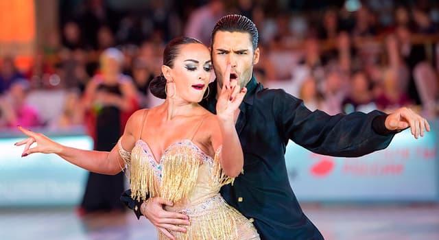 Cultura Pregunta Trivia: ¿Cuál de los siguientes no es un baile latino?