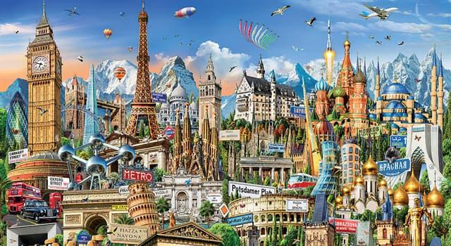 Geografía Pregunta Trivia: ¿Cuál de las siguientes no es una ciudad europea?