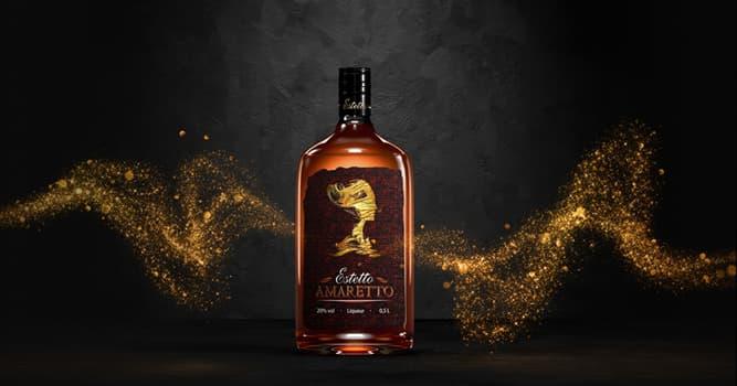 Cultura Pregunta Trivia: ¿Qué famoso licor tiene sabor a almendra?