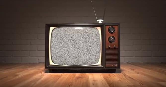 historia Pytanie-Ciekawostka: Kiedy wynaleziono pierwszą telewizję elektroniczną?