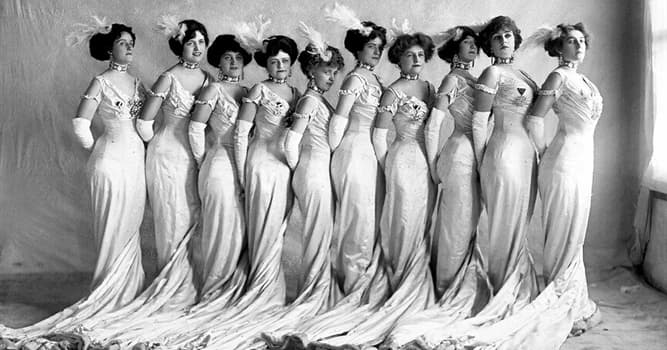 Culture Trivia Question: On September 19, 1888, where did one of the first modern beauty contests take place?