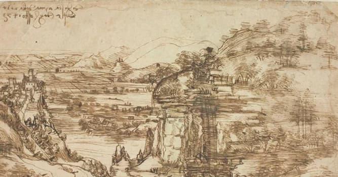 Cultura Pregunta Trivia: ¿Es verdad que Leonardo Da Vinci podía escribir y dibujar con las dos manos?