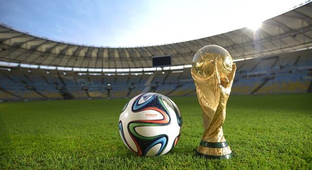 Deporte Pregunta Trivia: ¿Cada cuántos años se celebra la Copa Mundial de Fútbol FIFA?
