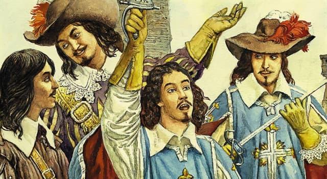 Cultura Pregunta Trivia: ¿Cuántos mosqueteros hay en el título del libro de Alejandro Dumas?