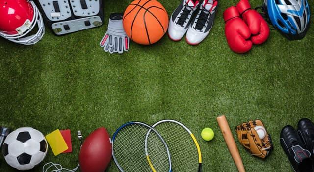 Deporte Pregunta Trivia: ¿En qué deporte se usa un taco para golpear una bola?