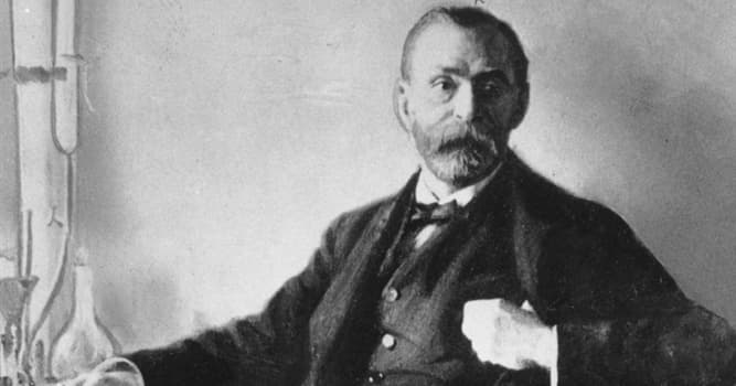 Wissenschaft Wissensfrage: Was erfand Alfred Nobel?