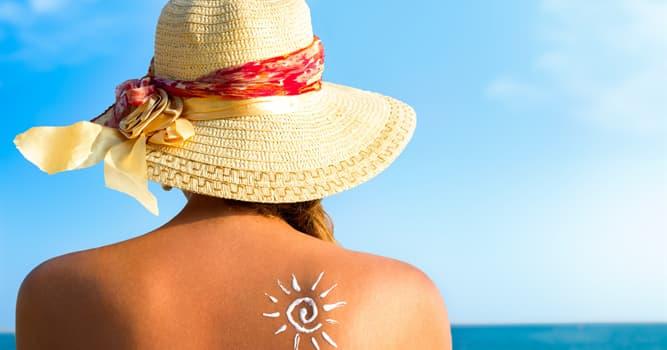 Wissenschaft Wissensfrage: Welcher Stoff gibt der Haut ihre braune Färbung?