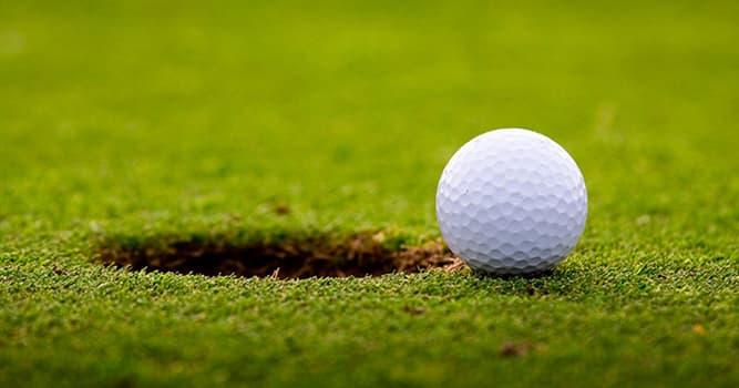 Sport Wissensfrage: Was ist die Mindesttiefe eines Lochs auf einem professionellen Golfplatz?