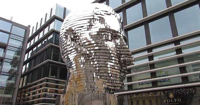 """Kultur Wissensfrage: Was war der """"Brotberuf"""" von Franz Kafka?"""