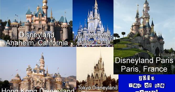 Gesellschaft Wissensfrage: Welcher Vergnügungspark im Walt Disney World Resort ist der meistbesuchte (2018)Vergnügungspark weltweit?