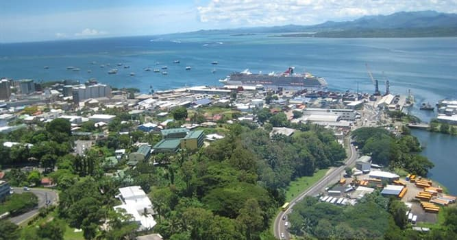 Geography Trivia Question: What is the capital of Fiji?