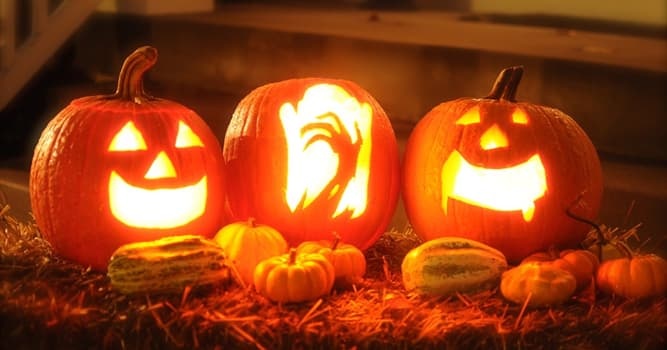 Culture Trivia Question: What vegetable was traditionally carved long before pumpkins?