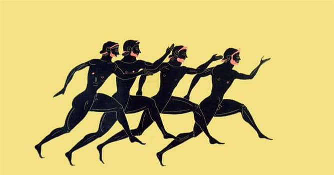 Sport Trivia Question: What was the first ancient Olympic Games event in which women were permitted to compete?