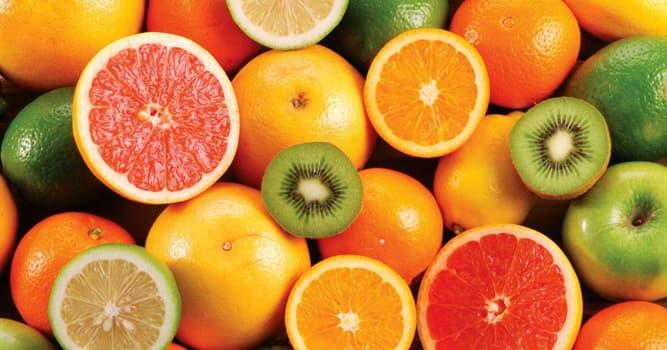 Naturaleza Pregunta Trivia: ¿Cuál es la fruta cítrica más grande que existe?
