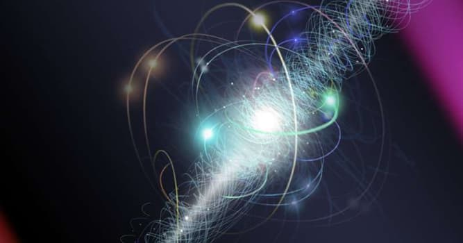 Science Trivia Question: Which of these is a charged particle?