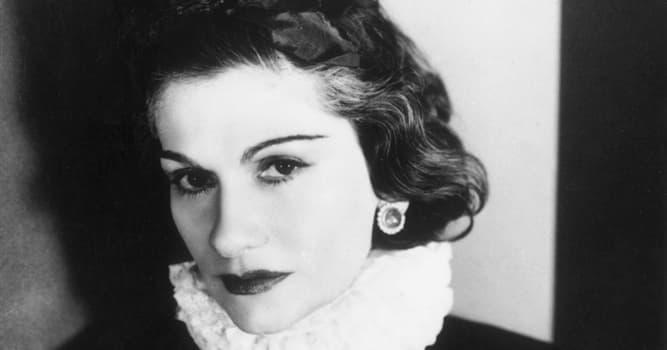 Cultura Pregunta Trivia: ¿Quiénes recibieron apoyo financiero de Coco Chanel?