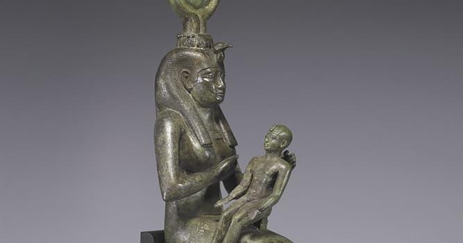 Kultur Wissensfrage: Wie hieß eine Göttin der ägyptischen Mythologie, die mit Osiris und Nephthys besonders verehrt wurde?
