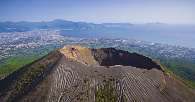 Geschichte Wissensfrage: Wie viele Städte wurden beim Ausbruch des Vesuv im Jahre 79 vollständig begraben?