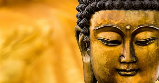 Kultur Wissensfrage: Wo hat der Buddhismus seinen Ursprung?
