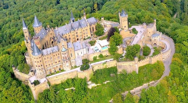 Cultura Pregunta Trivia: ¿A orillas de qué río se construyó el Castillo de Hohenzollern Sigmarigen?