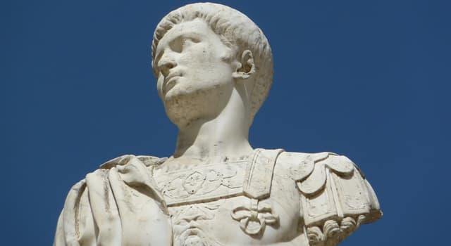 Historia Pregunta Trivia: ¿A qué dios romano declaró la guerra Calígula?