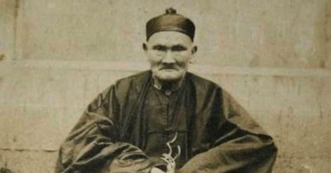 Sociedad Pregunta Trivia: ¿A qué edad se cree que murió Li Ching-Yuen boticario y profesor de artes marciales?