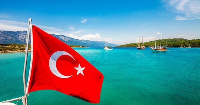 Geographie Wissensfrage: An wie viele Meere grenzt die Türkei?