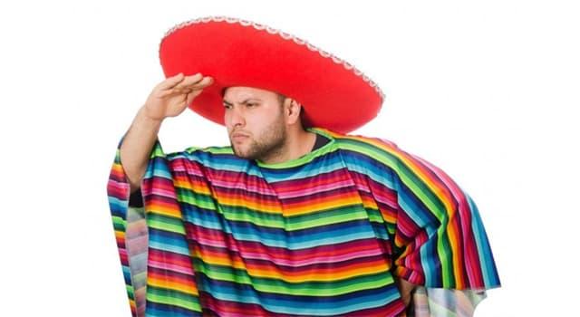 Cultura Pregunta Trivia: ¿Qué es un poncho?