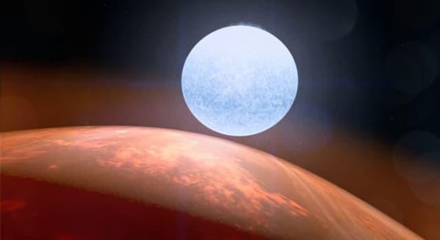 Сiencia Pregunta Trivia: ¿Cómo se llama el exoplaneta recién descubierto, considerado el más caliente encontrado?