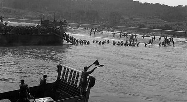Historia Pregunta Trivia: ¿Cómo se llamó la operación de desembarco en el sur de Francia durante la Segunda Guerra Mundial?