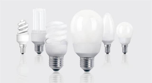 Cultura Pregunta Trivia: ¿Con cuál de estos gases se solían rellenar las bombillas incandescentes?