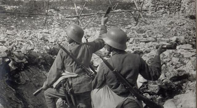 Historia Pregunta Trivia: ¿Con qué nombre se conoce la batalla en la que Italia se enfrentó a Francia en junio de 1940?