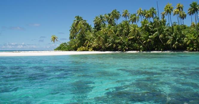 Geografía Pregunta Trivia: ¿Cuál de estos mares se encuentra en el Océano Pacífico?
