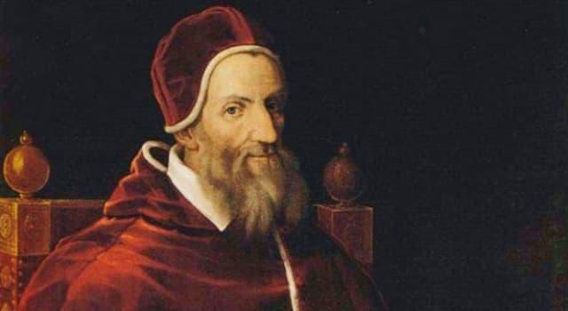Historia Pregunta Trivia: ¿Cuál de las siguientes afirmaciones sobre el Papa Urbano VII es cierta?