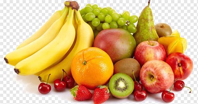 Naturaleza Pregunta Trivia: ¿Cuál de las siguientes frutas es del mismo género que el pepino?