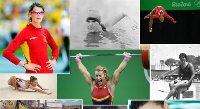 Deporte Pregunta Trivia: ¿Cuál de las siguientes pruebas, en la modalidad femenina, fue olímpica por primera vez en Barcelona 92?