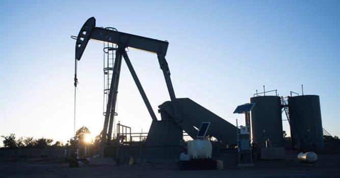 Sociedad Pregunta Trivia: ¿Cuál es el mayor exportador de petróleo del mundo?