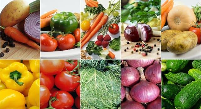 Naturaleza Pregunta Trivia: ¿Cuál es el nombre común que conocemos de la hortaliza Solanum tuberosum?