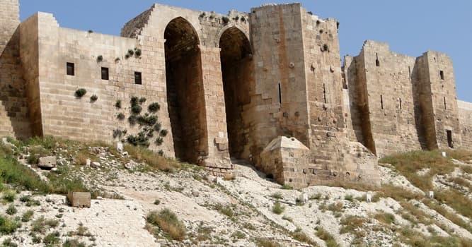 Cultura Pregunta Trivia: ¿Cuál es el nombre de la principal área fortificada de un pueblo o ciudad?