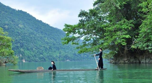 Geografía Pregunta Trivia: ¿Cuál es el nombre del lago natural más grande de Vietnam?