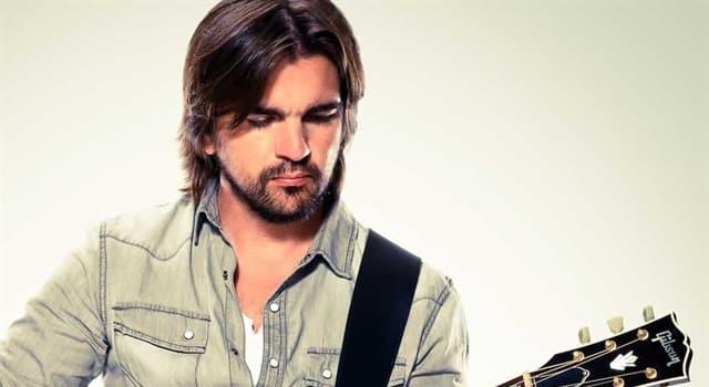 """Cultura Pregunta Trivia: ¿Cuál es el nombre real del cantante, compositor y músico colombiano """"Juanes""""?"""
