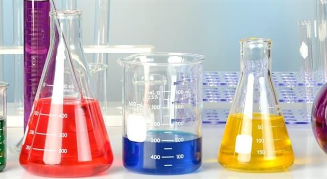 Сiencia Pregunta Trivia: ¿Cuál es la composición química del agua regia?