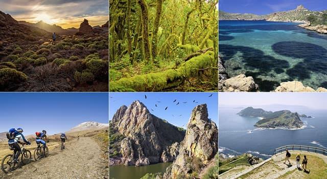 Geografía Pregunta Trivia: ¿Cuál es la comunidad española con más Parques Nacionales?