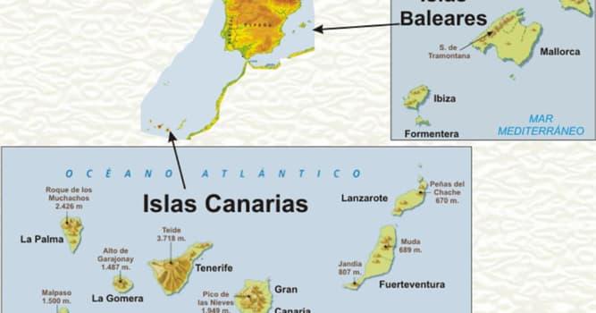Geografía Pregunta Trivia: ¿Cuál es la isla más poblada de España?