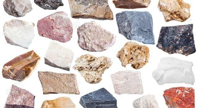 Сiencia Pregunta Trivia: ¿Cuál es la roca sedimentaria utilizada principalmente como combustible fósil?